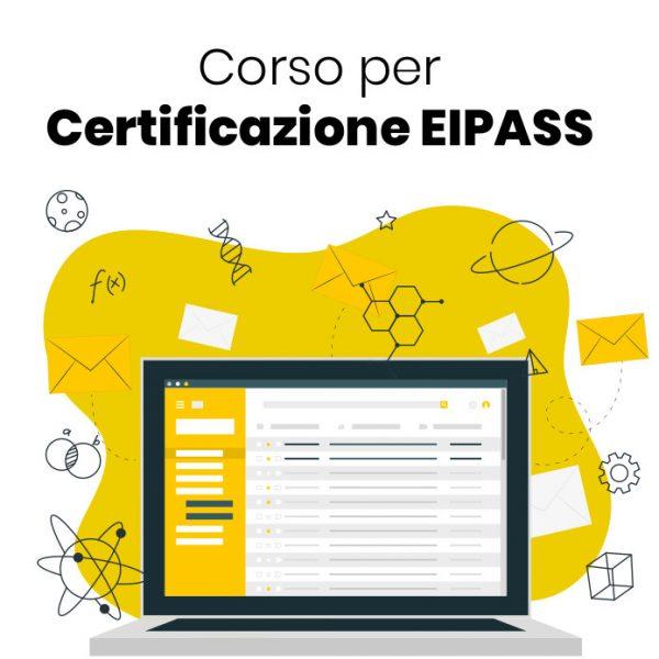 corso certificazione EIPASS Centro Studi Formasys Palermo Trapani Castelvetrano Alcamo