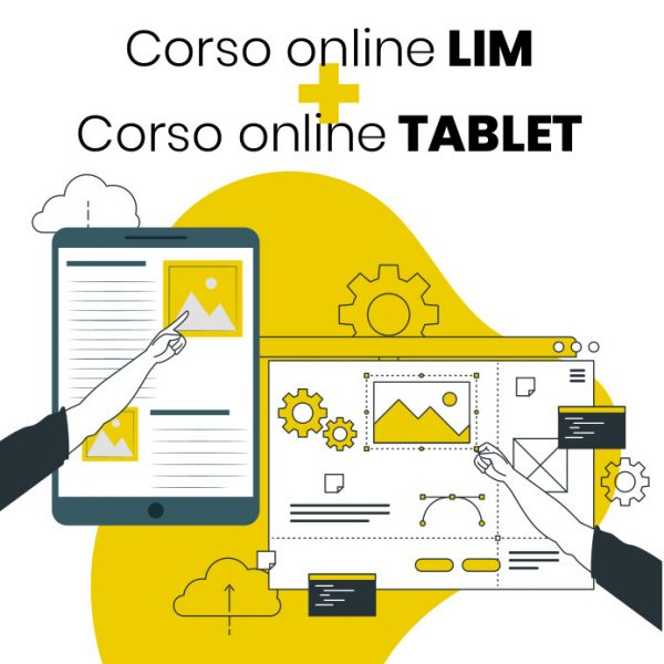 Corso Online LIM + TABLET Centro Studi Formasys