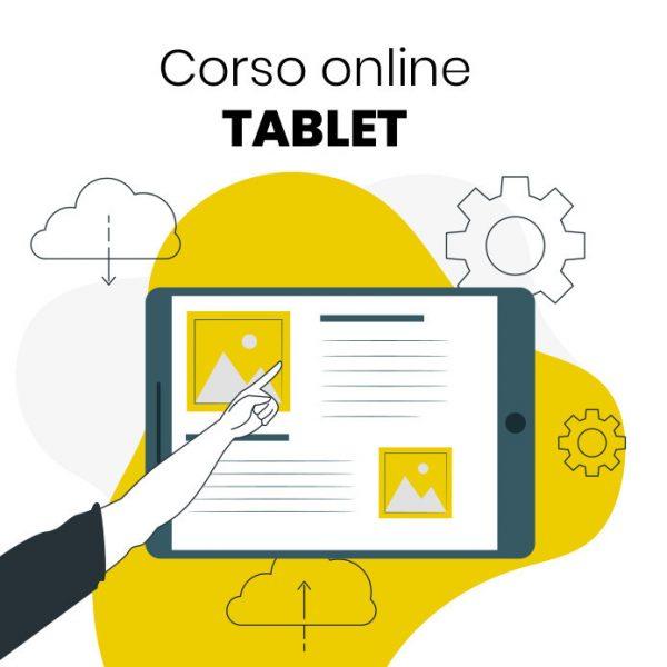 corso online TABLET Centro Studi Formasys Alcamo Palermo Trapani Castelvetrano