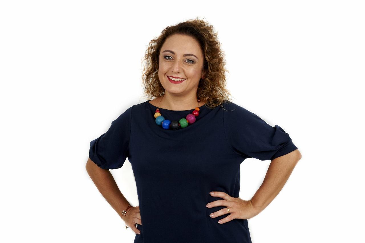 Annalisa Longo responsabile dei corsi professionali Alcamo Formasys