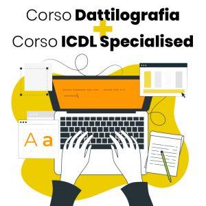 corso certificazione dattilografia+icdl specialized Centro Studi Formasys Palermo Trapani Castelvetrano Alcamo